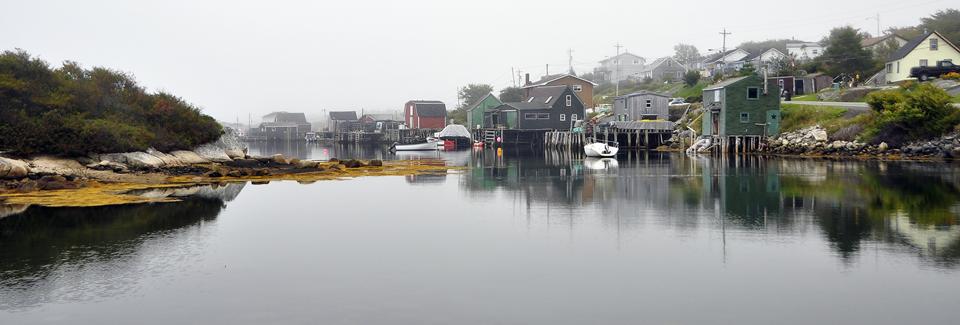 West Dover, Nova Scotia © Harbor View Cottages